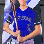 Jon Weik- Baseball Senior