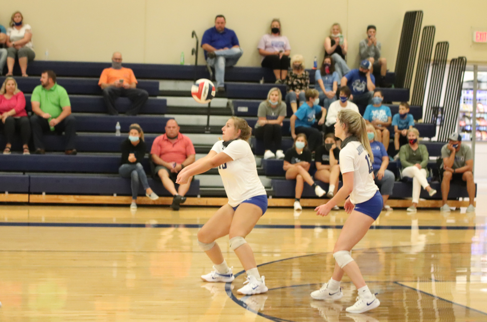 JHSJV Volleyball vs Seckman 9/01/20