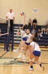 Varsity Volleyball vs St Gen 9/3/2020