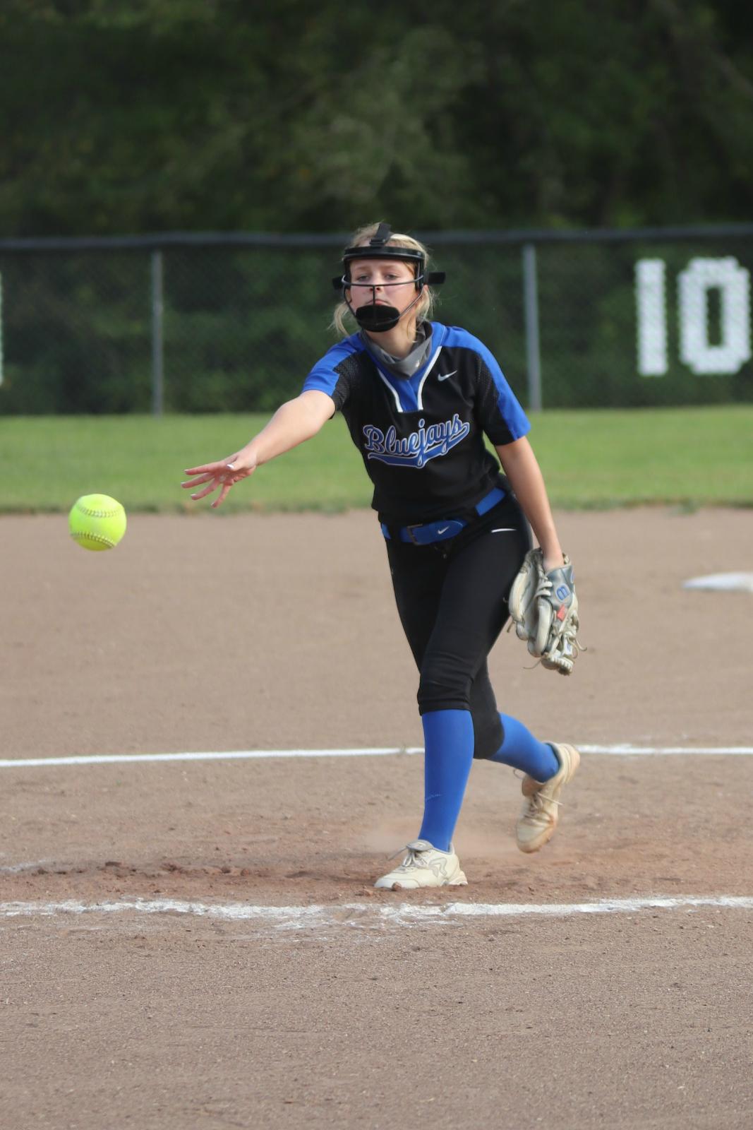 JHS Softball defeats Herculaneum 9/10/20