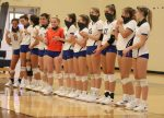 Varsity Volleyball Defeats Grandview