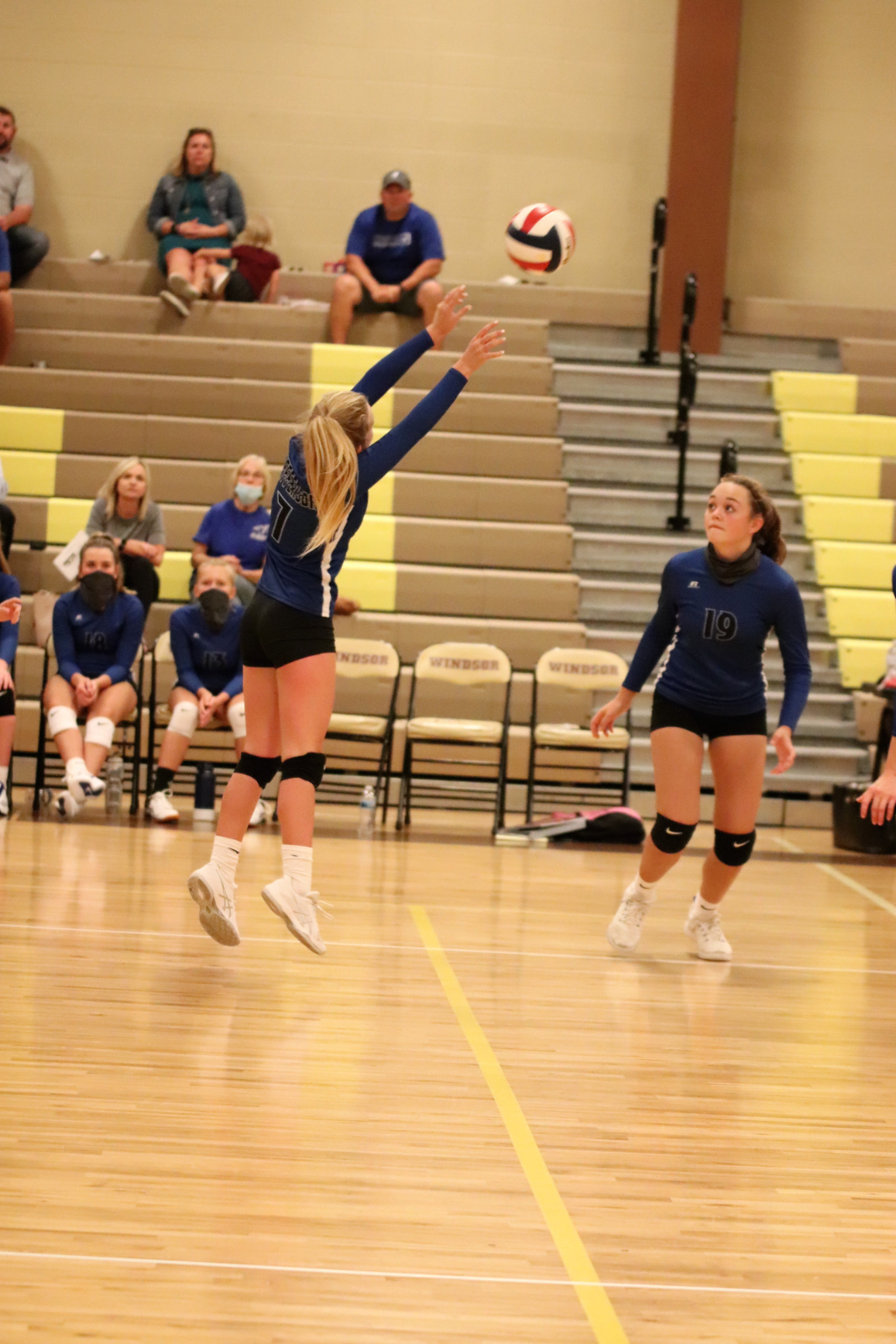 8Volleyball vs Windsor 9/18/20