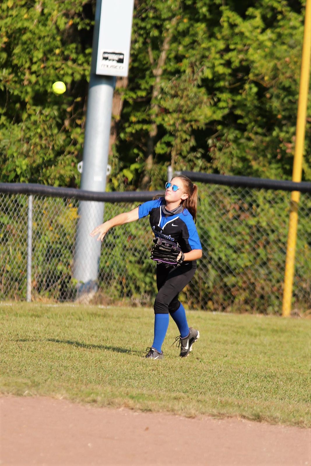 Varsity Softball vs Kelly 9/21/20