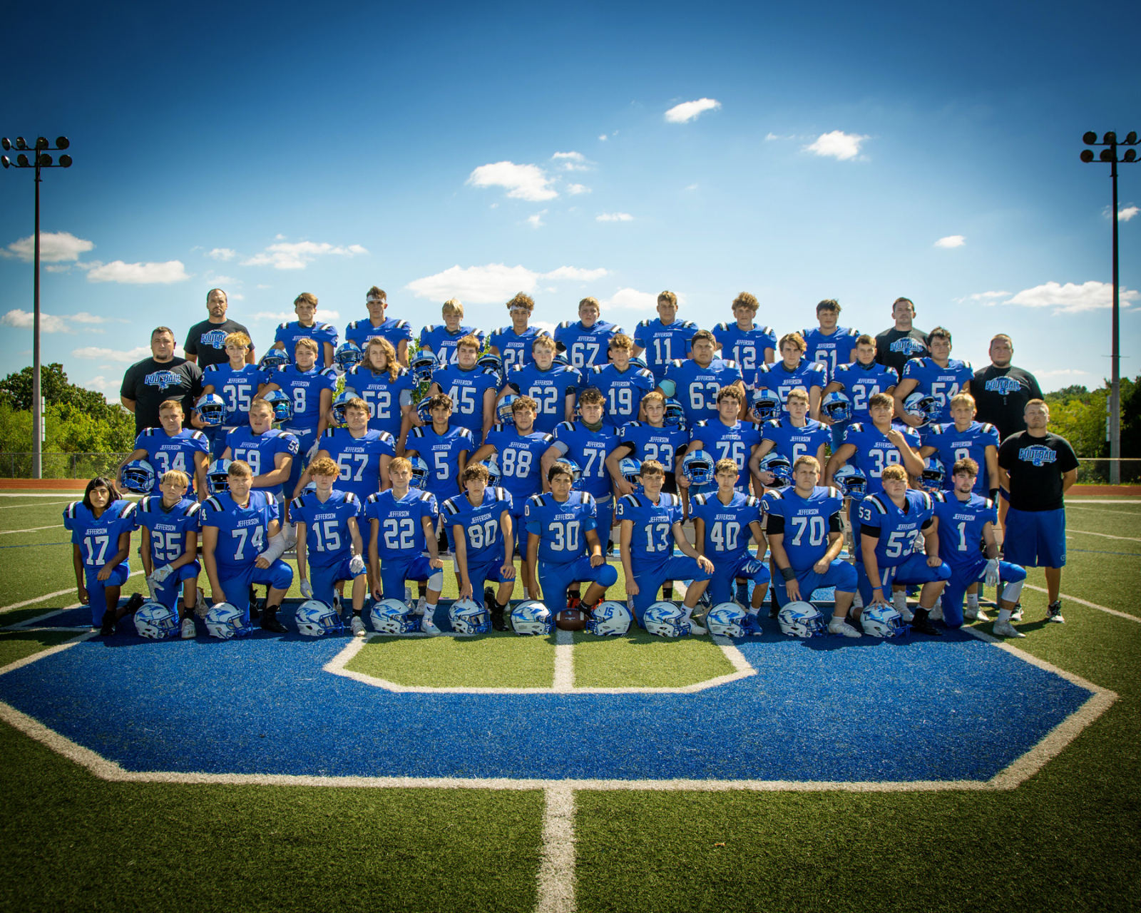 District Football Information