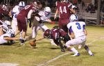 JHS Football defeats Kelly HS in Districts Play 40-7