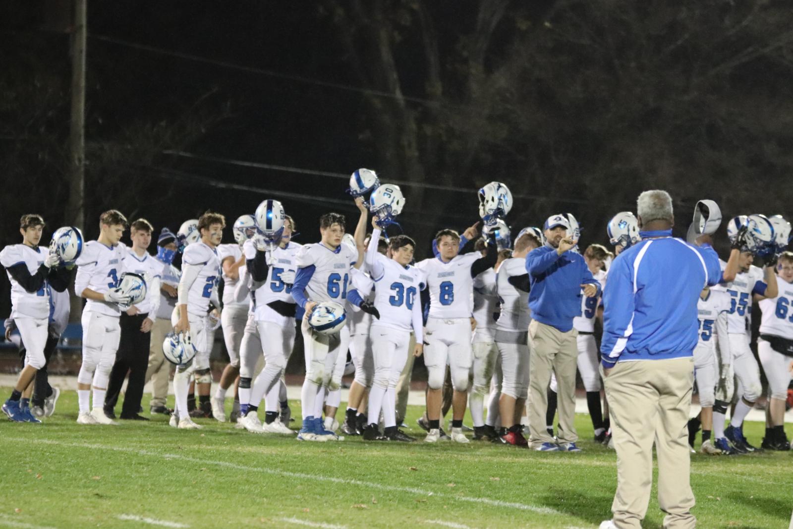 JHS Football Defeats Duchesne High School 24-6   11/20/20