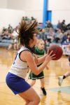 8th Girls' Basketball defeats Sunrise 33-13 12/3/20
