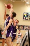 JV Boys' Basketball loses to Potosi 25-36       12/8/20