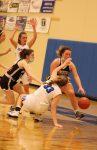 Varsity Girls' Basketball Defeats Windsor 48-36  Jan 19, 2021
