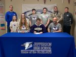 Will Schnitzler Signs to Play Football
