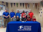 Dylan Schnitzler Signs to Play Football