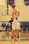 Varsity Girls' Basketball Defeats Bishop DuBourg @Districts