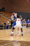 Varsity Boys' Basketball loses to Bishop DuBourg   42-61