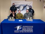 Harris Signs to Shoot Archery