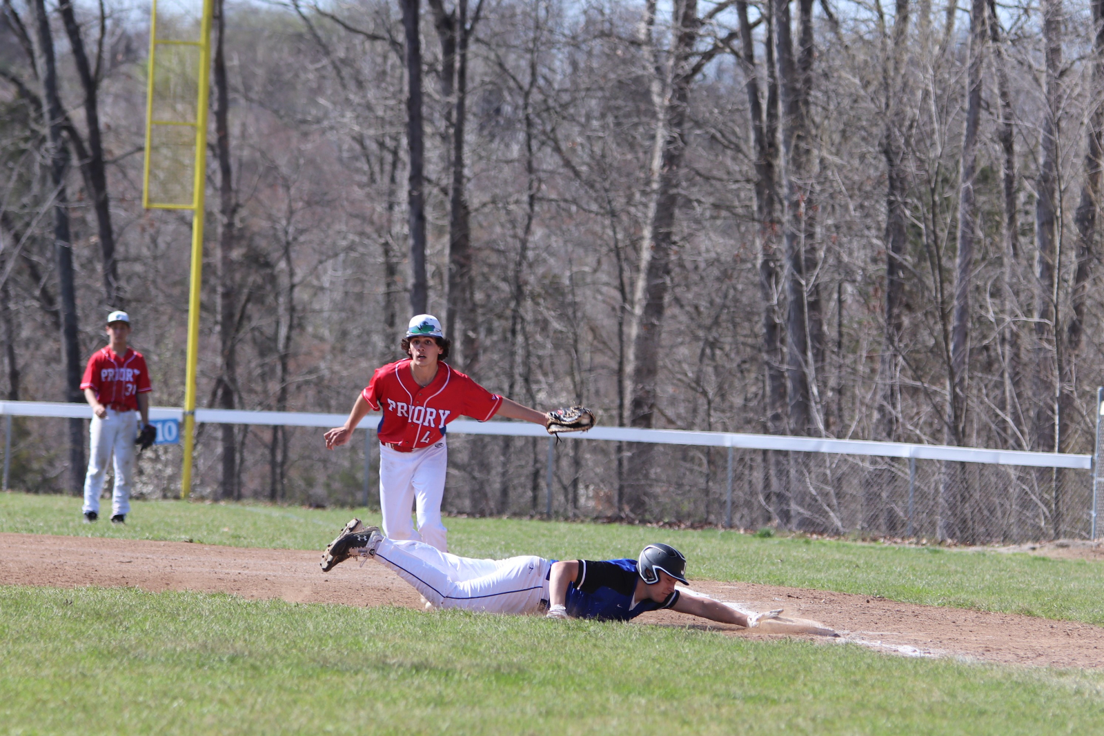 Baseball vs Priory 3/27/21
