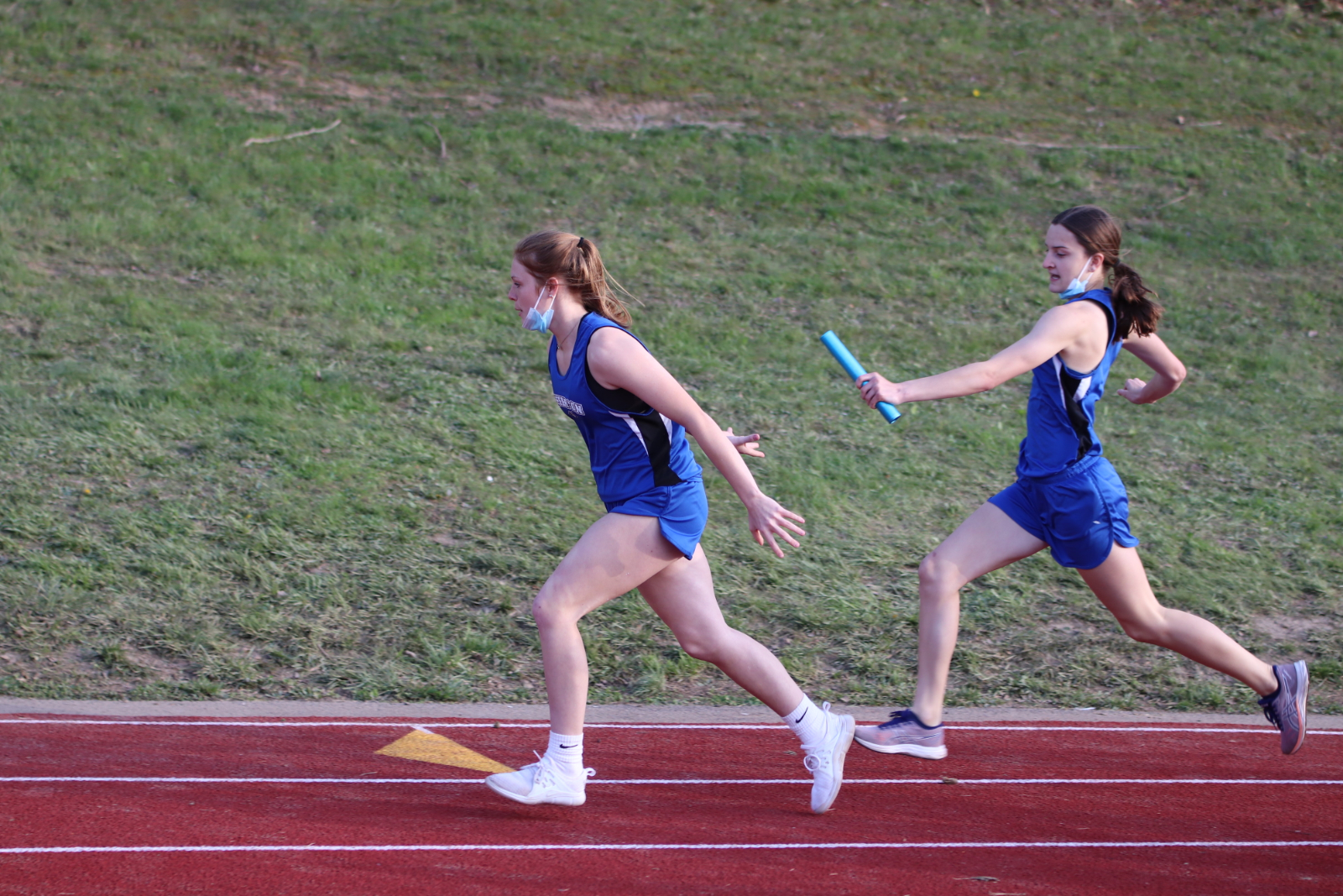 Middle School Track at Herculaneum 4/12/21