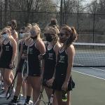WCHS Lady Falcon Tennis