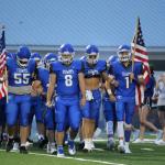 TCHS Football Season Comes to a Close
