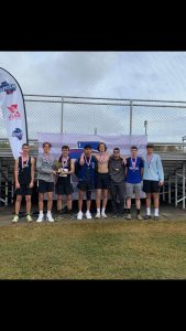 Boys Cross County at State