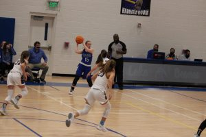 TCHS Girls Basketball vs LOA
