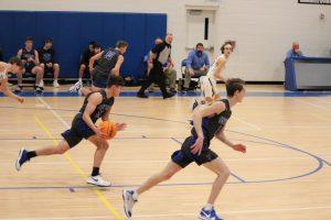 TCHS Boys Basketball vs LOA