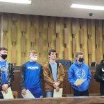 Towns Boys Basketball Team honored for their championship season