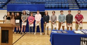 Winter Sports Recognition Night