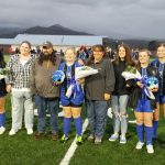 Soccer and Basketball Senior Night Pictures