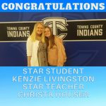 Congrats to our STAR Student