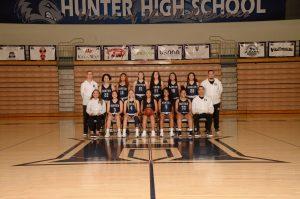 Senior Night Girls Basketball