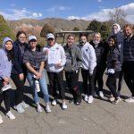 Girls Varsity Golf finishes 1st Place at Region Match at Rose Park
