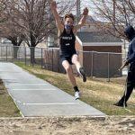 Track Meet Hunter & Kearns