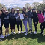 Girls Varsity Golf finishes 1st place at Region Match Hosted by Taylorsville at The Ridge