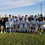 Boys Varsity Soccer beats Taylorsville 3 – 2