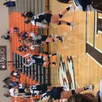 Varsity Volleyball falls to East Palestine High School  3 – 0