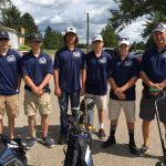 Boys Varsity Golf finishes 7th place at EOAC Golf Tournament
