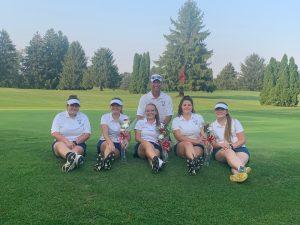 Girls Golf vs Lowellville