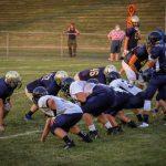 Varsity Football beats Wellsville 30 – 6