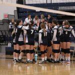 Junior Varsity Volleyball beats Memorial 2 – 0