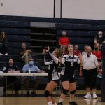 Varsity Volleyball falls to East Palestine Schools 3 – 1