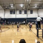 Varsity Volleyball beats Youngstown Chaney 3 – 0