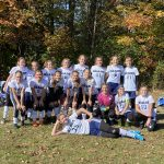 Girls Varsity Soccer beats Valley Christian School 2 – 1