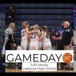 High School Girls Basketball GAMEDAY vs Wellsville
