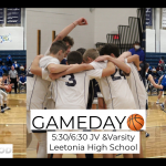 High School Boys Basketball GAMEDAY vs Maplewood