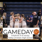 High School Girls Basketball GAMEDAY vs Valley Christian