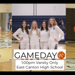 High School Girls Basketball GAMEDAY @ East Canton