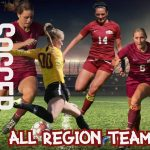 Four CHS Soccer Players Named to the All-Region Team