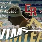 Home Swim Meet Today!  Watch it Live Here!