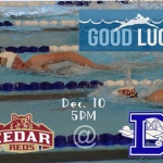 Good Luck Swimmers @ Dixie!
