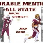 Football All State Honorable Mention